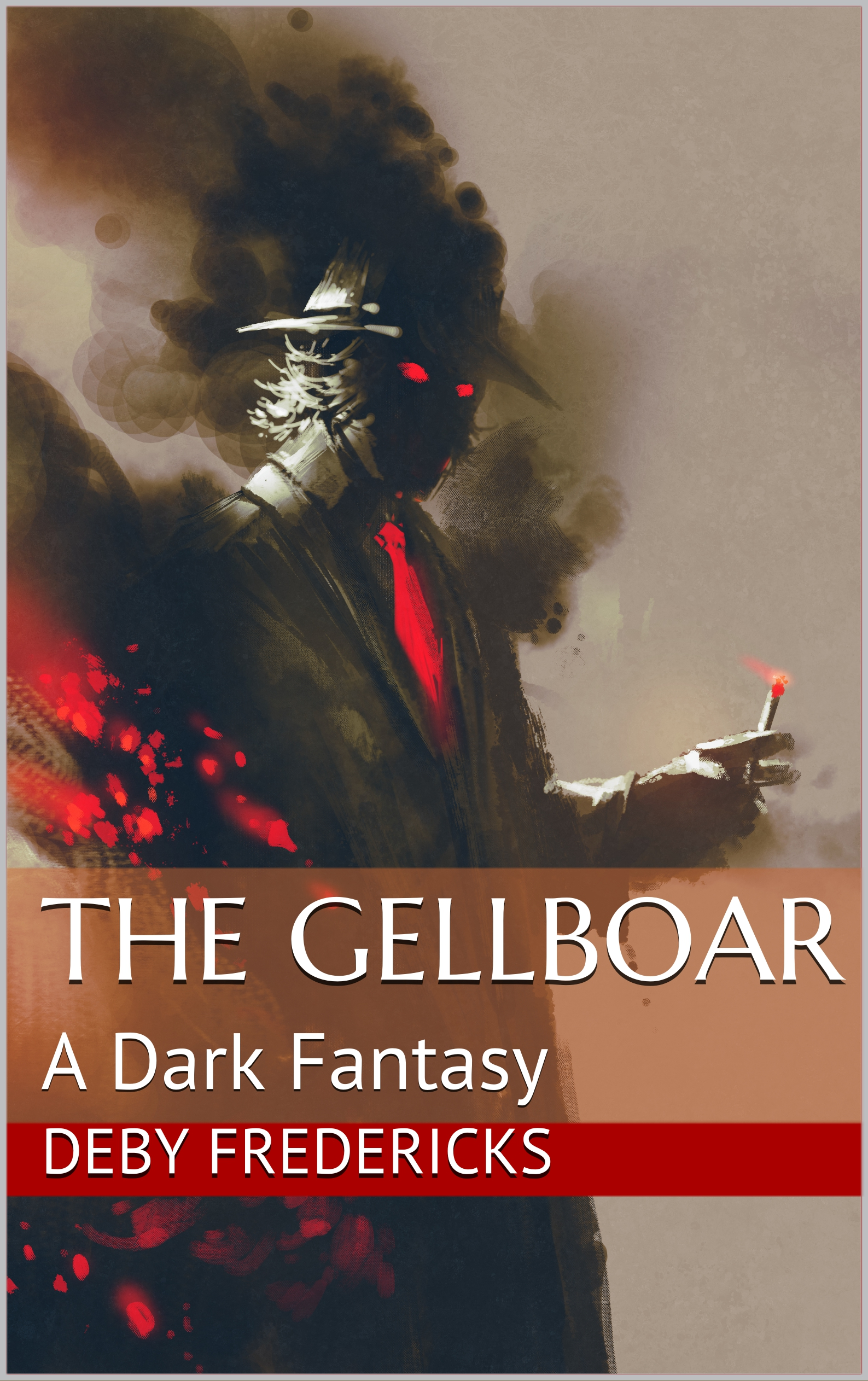 #BadMoonRising: The Gellboar by Deby Fredericks #darkfantasy